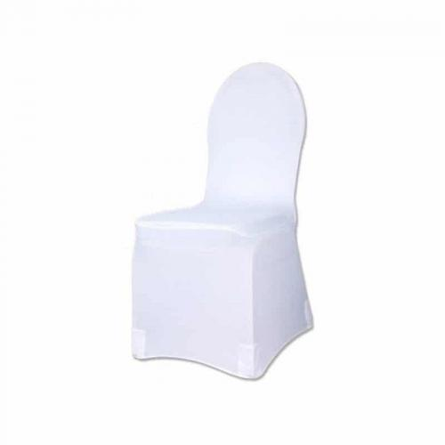Housse Chaise Blanche