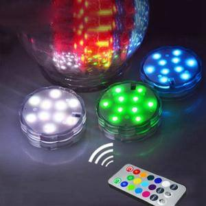 Led Submersible (couleur variable)