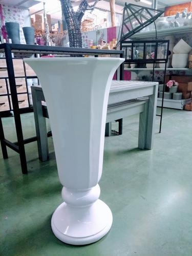 Grand Vase Médicis Blanc