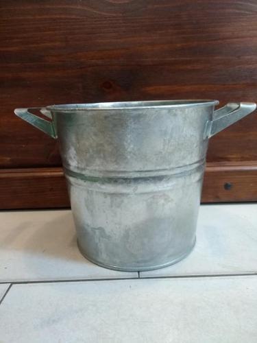 Grand Pot Zinc